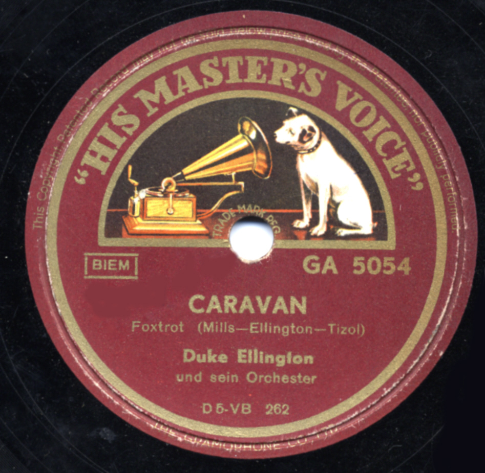 Caravan Duke Ellington